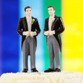 2.64: Trinity, Gay Wedding Cakes, and Geoff Blackwell